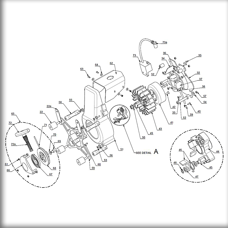 Fly Products Engine Fly 100