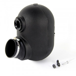 Airbox completo Moster
